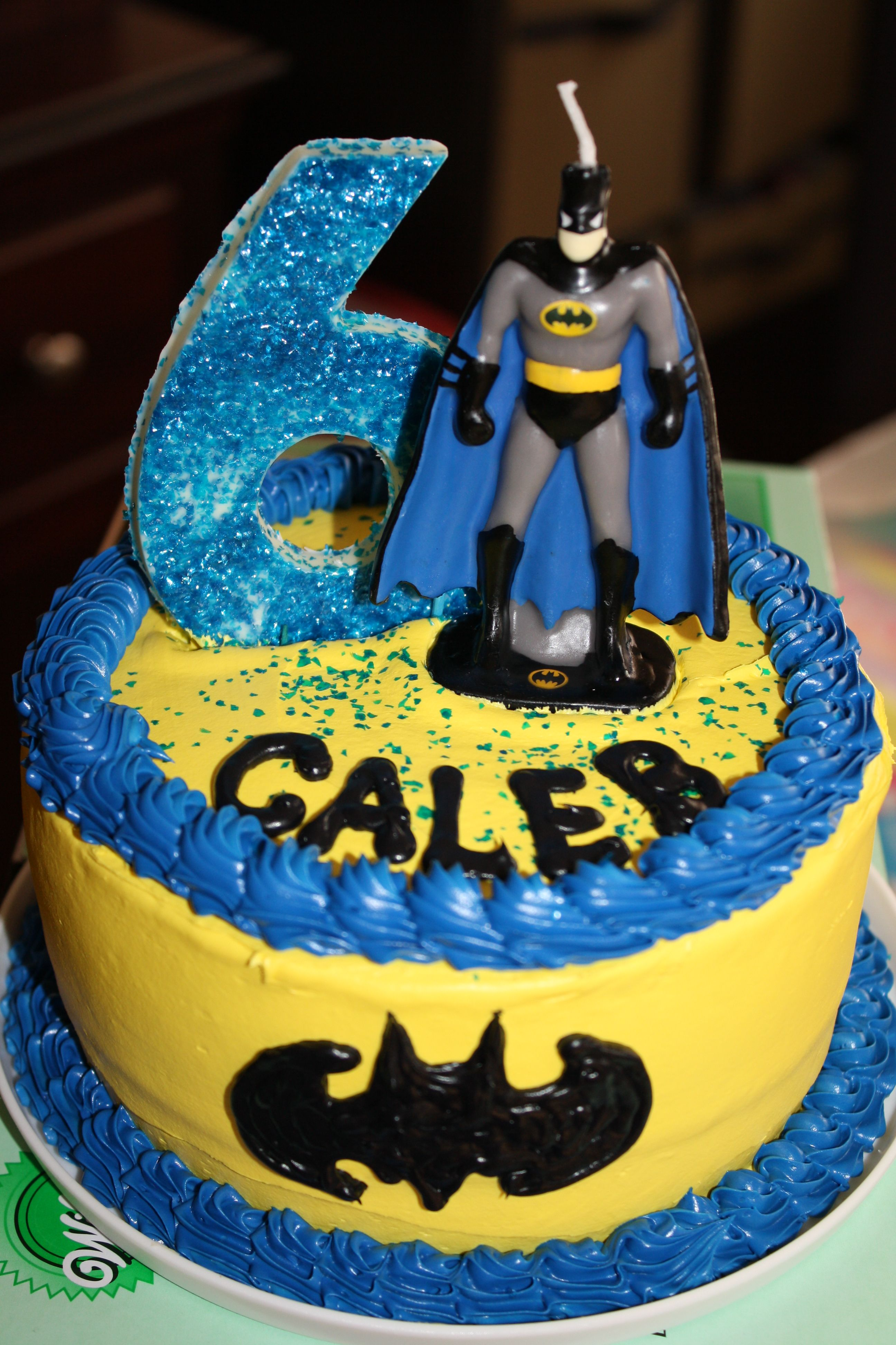 11+ Batman birthday cake topper inspirations