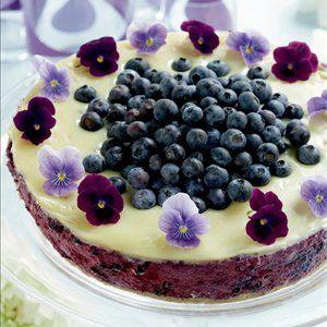 Violetti viettelys - Reseptit – Kotiliesi