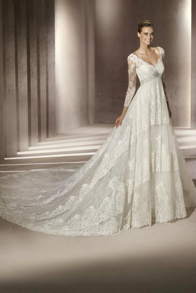 The Prettiest Wedding Dress Ever By Ovias