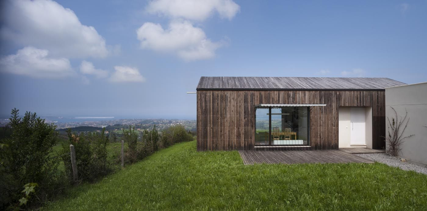 JG House in Asturias, Spain. Modulo12 Arquitectos