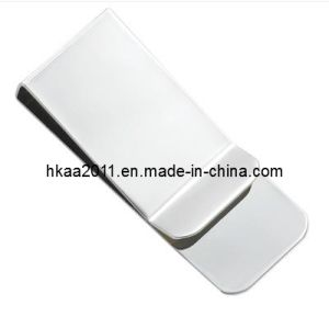 China Oem Custom Metal Money Clip Metal Spring Clip Flat Metal Sewing Projects