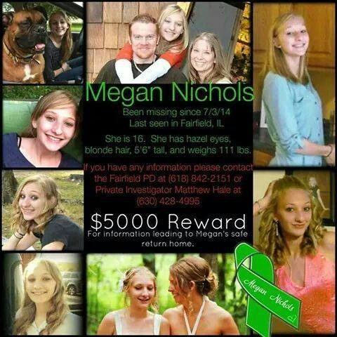 Missing since 7/3/14