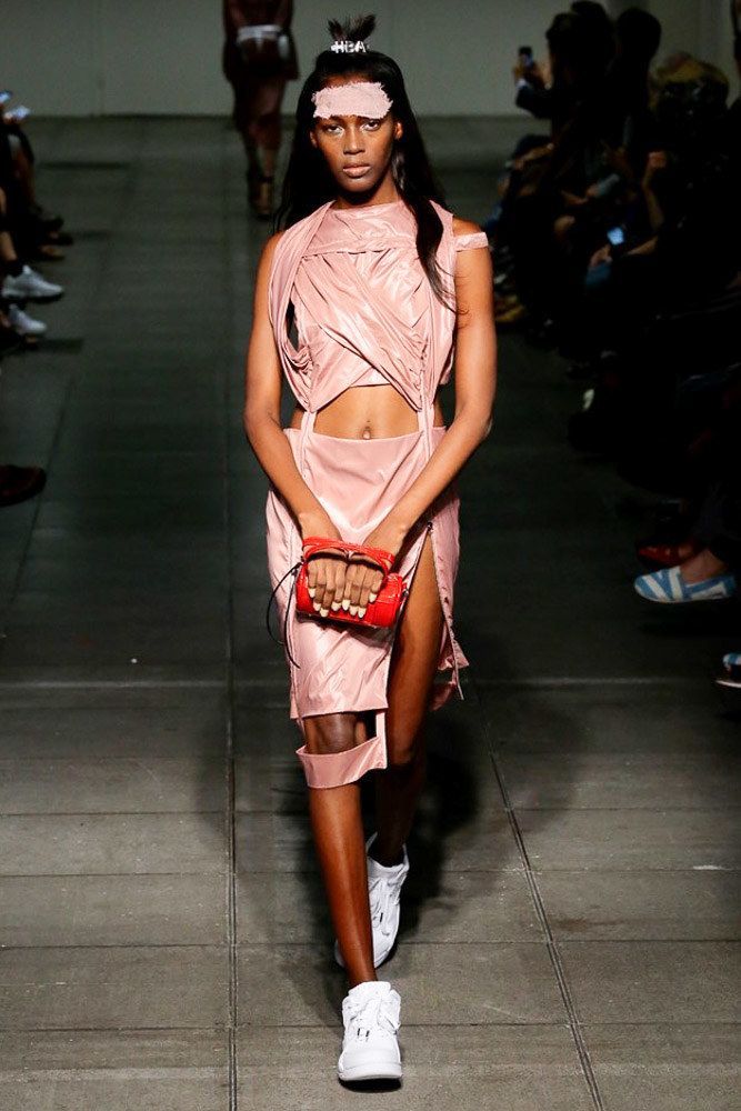 Hood by Air Spring 2016 Ready-to-Wear Fashion Show