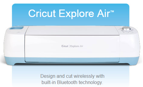 The New Cricut Explore Air Best Features and Demo | Scrapbook Ideas