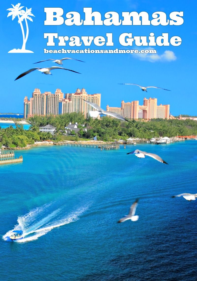 Bahamas Vacation And Travel Guide Where Is The Island Best Time To Money Tipping Weather Information