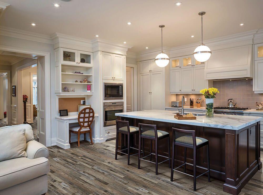 Aden Oak Custom kitchens design, Kitchen design small
