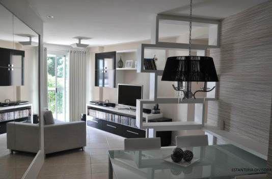 Estanterias separadoras casas y manualidades - Estanterias separadoras de ambientes ...