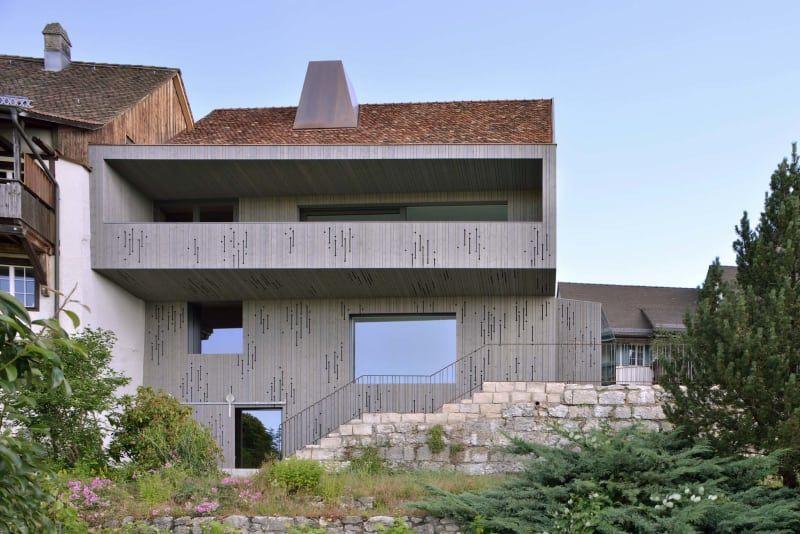 Umbau Haus l3p architekten, sabrina scheja · umbau haus lendenmann | mfh #1