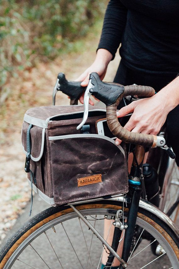 Touring By Olle Claesson In 2020 Handlebar Bag Bags Bicycle Bag