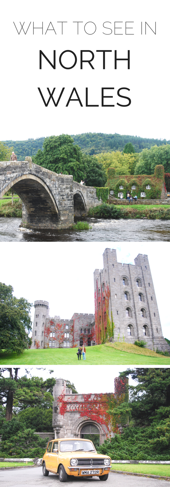 Exploring North Wales - Travel Blog - City Cookie