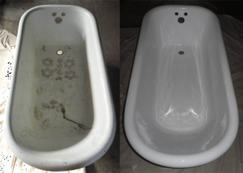 9 Before And After Photos Of Bathtub Transformations Bathtub