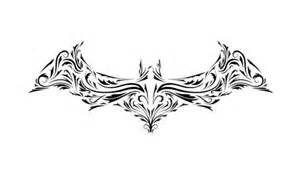 tribal bat man symbol - Bing images