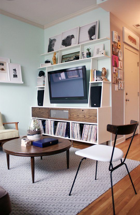 Small Style Small Space Advice Room By Room Tiny Apartment Small Spaces Home #small #space #living #room #decor