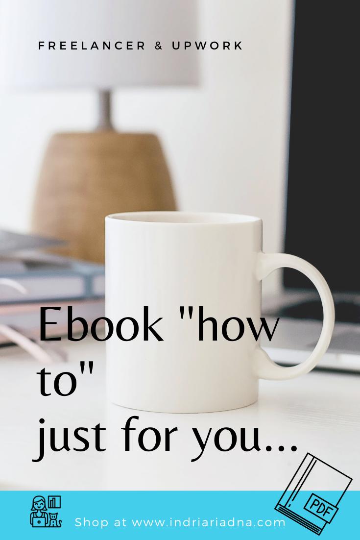 Bundling Ebook 4 Pcs Indri Ariadna Di 2020 Proposal