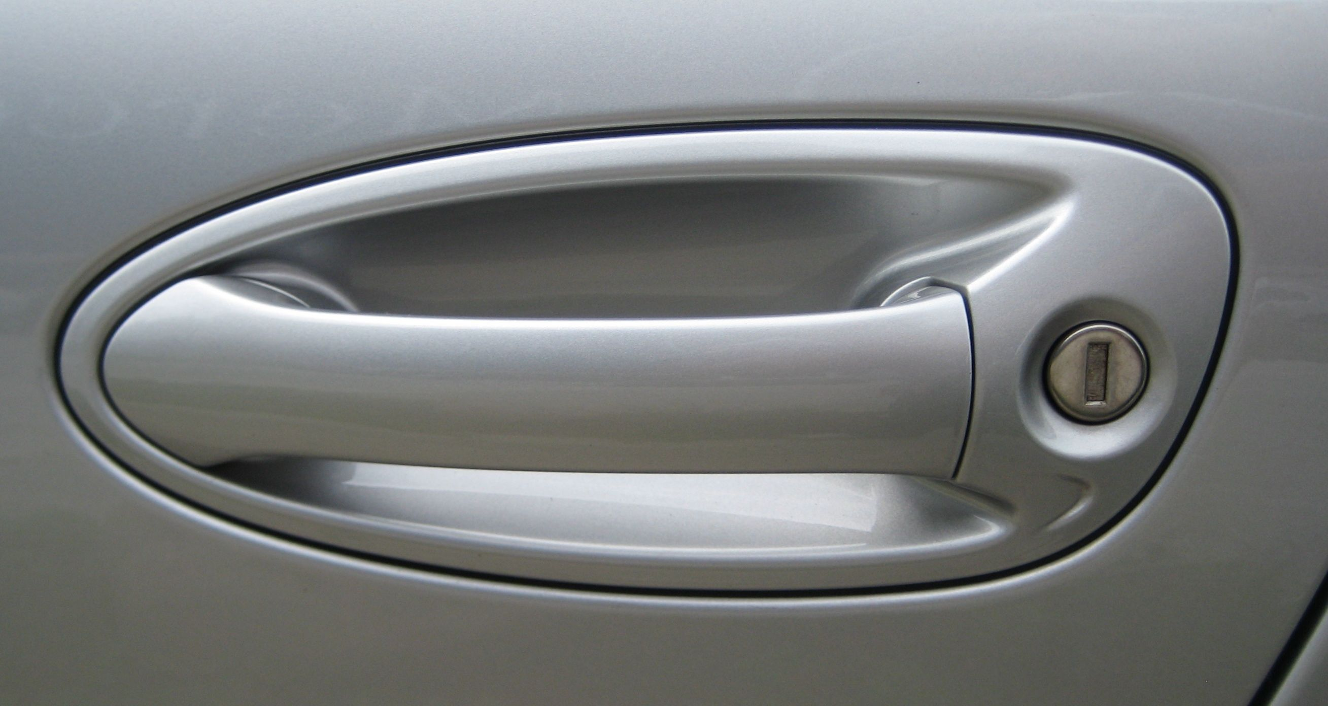New Chrome Exterior Car Door Handles Home Furniture One