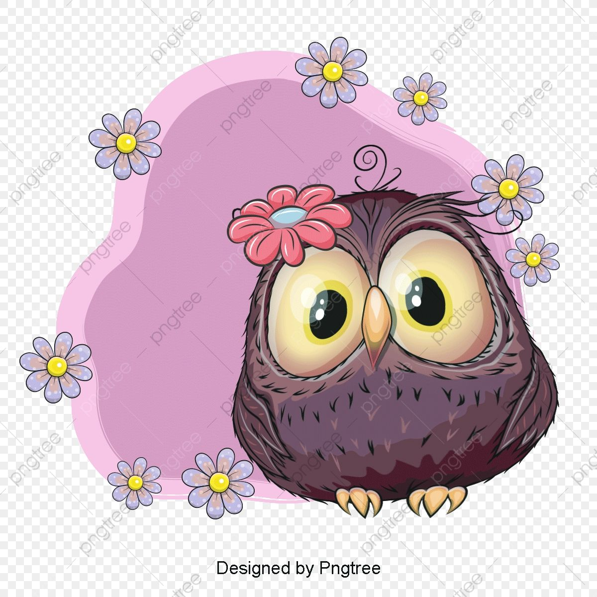 Vector Owl Owl Clipart Cute Owl Cartoon Owl Png Transparent Clipart Image And Psd File For Free Download Owl Cartoon Owl Png Owl Background