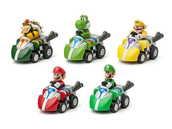 Mario Kart Racer Pull Back Car Gadgetsin Mario Kart Mario Kart Party Mario