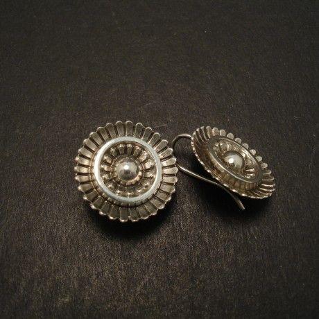 Clical Antique English Silver Earrings 08219 460x460 Jpg