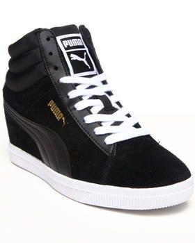 Puma Classic Wedge Sneakers by Puma