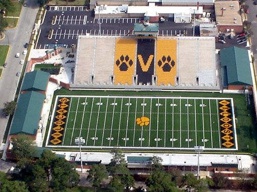 Bazemore-Hyder Stadium--Home of The Valdosta High School Wildcats!