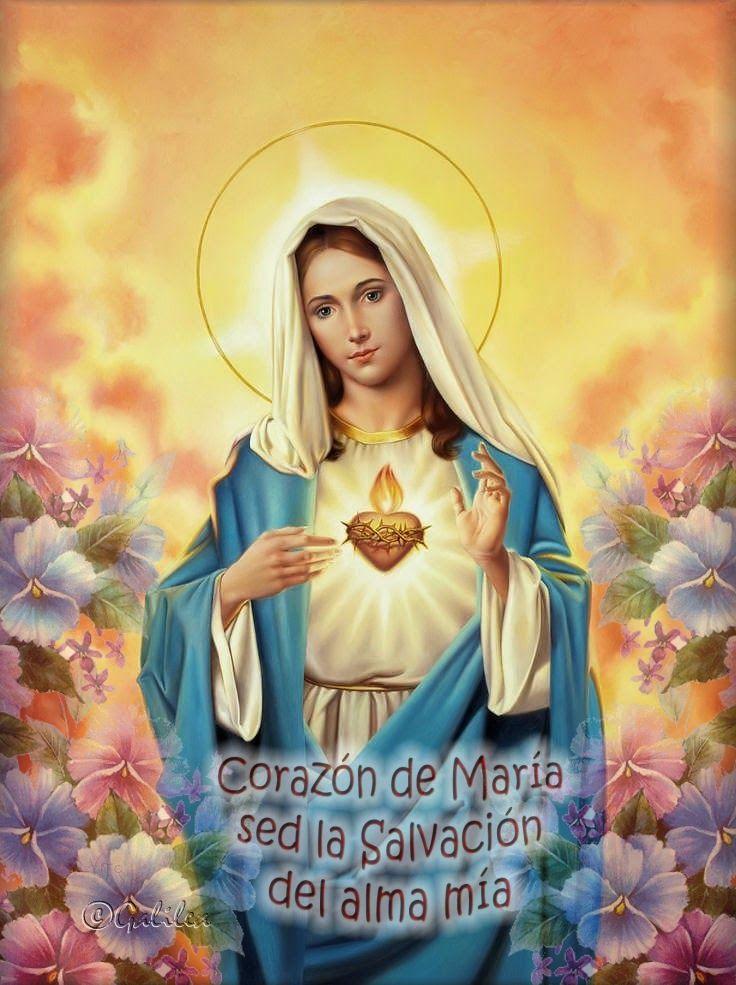 Santa Mara Madre de Dios y Madre nuestra Ofrecimiento a la