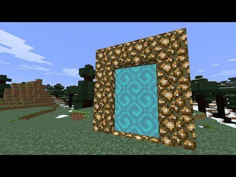 Minecraft Como Hacer Un Portal Al Cielo Minecraft Designs Minecraft Houses Minecraft Crafts