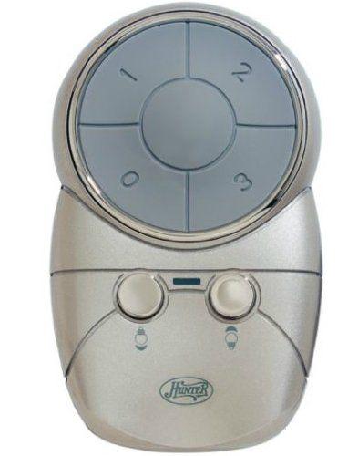 Hunter 99121 Universal 3 Speed Ceiling Fan Light Remote Control Hunter Fan Company Http Www Amazo Hunter Fan Universal Remote Control Ceiling Fan With Remote