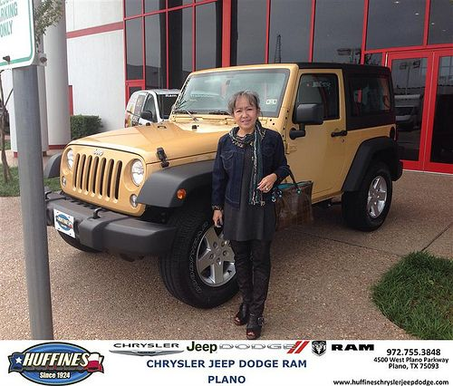 Happy Birthday To Edna Martinez From Billy Bolding And Everyone At Huffines  Chrysler Jeep Dodge RAM Plano!