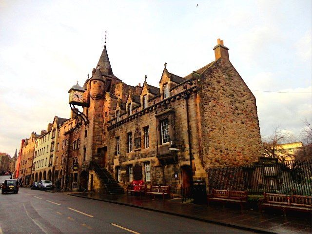 Book your tickets online for Canongate Kirk, Edinburgh: See 99 ...