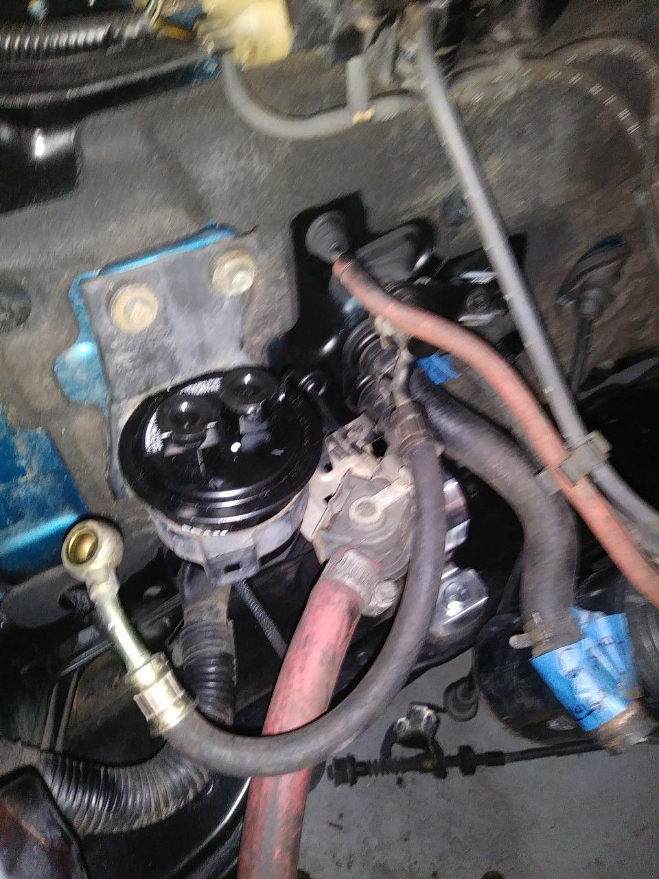New Fuel Filter Honda Crx Rebuild Pinterest And Filters