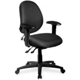 Ergocentric Geocentric Ergonomic Mid Back Dedicated Task Chair