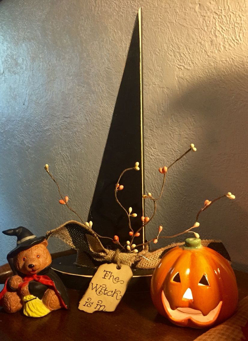 Pin by Amy {Chick From The Sticks Country  Rustic Decor} on Chick - Primitive Halloween Decor