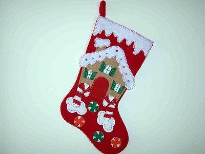 BOTA DE NAVIDAD Adornos navideños Pinterest Stocking ideas