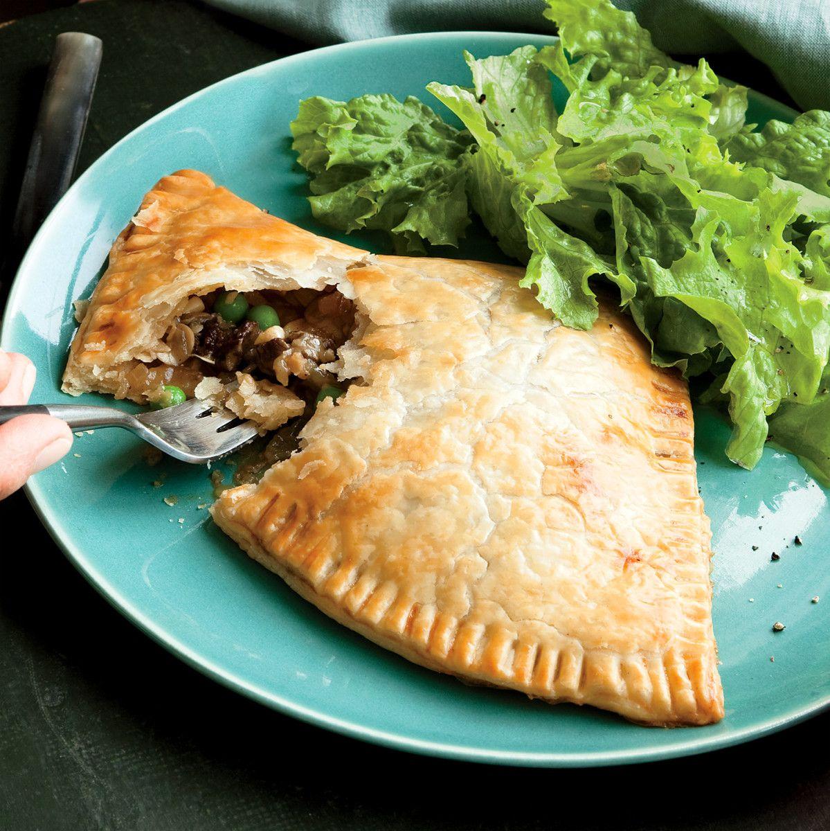 Beef Potpie Wedges | Recipe | Beef pot pies, Recipes, Pot pie
