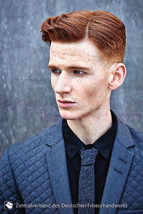 Frisuren Manner Rote Haare Mens Hairstyles Red Hair Men Blonde