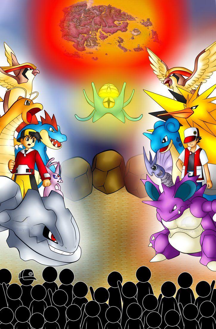 the legendary battle twitch plays pokemon by nwsaiyanx tyler