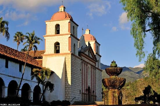 Santa Barbara, one of my favorite peaceful places to go and enjoy nature