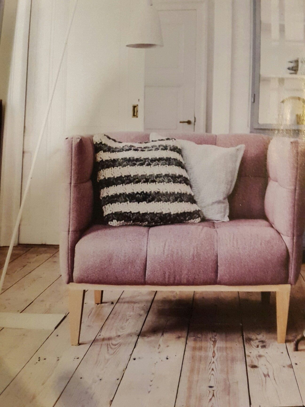PURPLE ARMCHAIRS Colors Are A Wonderful Design Tool! Purple Evokes Luxury,  Majesty And Ambition. A Great Ally In Your Interior!