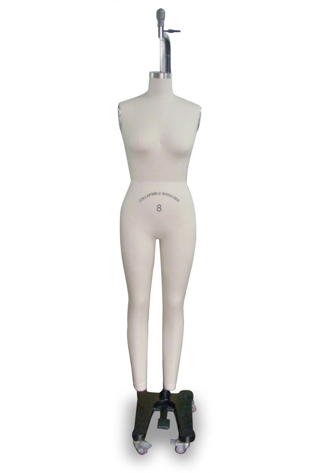 Professional Female Full Body Dress Form w/ Collapsible Shoulders ...