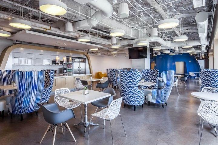 Cornerstone OnDemand Headquarters By S.N Design Studio, Los Angeles U2013  California Office