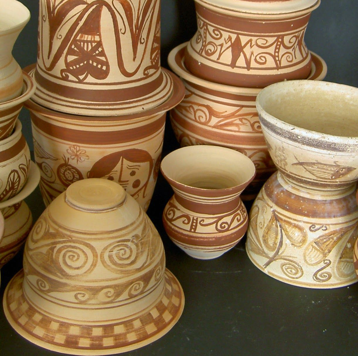 Spain iberia pre roman spain arqueocer mica for Origen de la ceramica