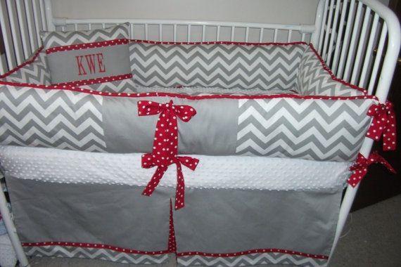 Alabama boy bedding