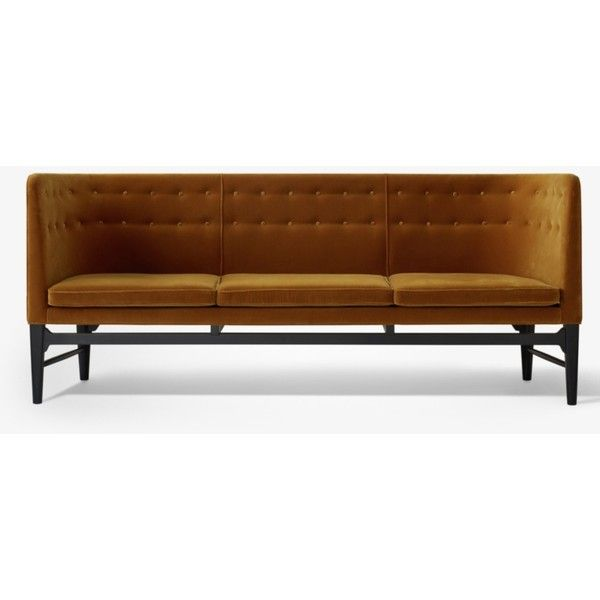 TRADITION Mayor Sofa ($7,800) ❤ Liked On Polyvore Featuring Home, Furniture,