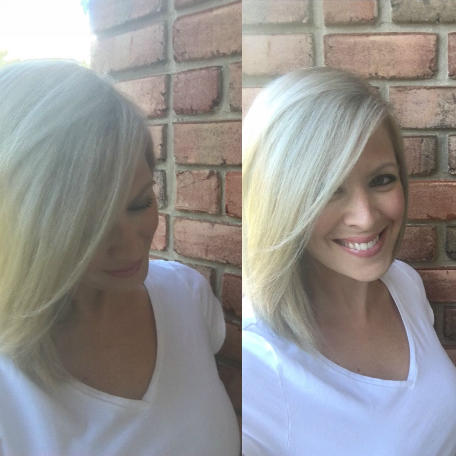 At Home Hair Color For Blondes Best Color To Dye Gray Hair Check