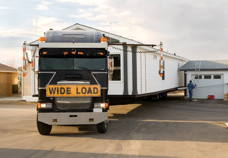 How much does moving a mobile home cost mobile home