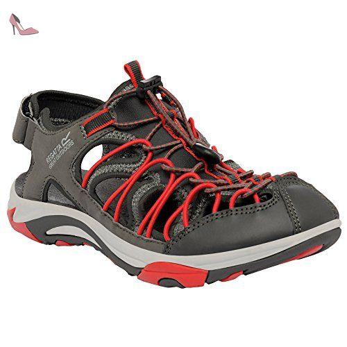 Regatta Lady Terrarock, Women's Multisport Outdoor Shoes, Black (Black/Actpnk), 8 UK (42 EU)