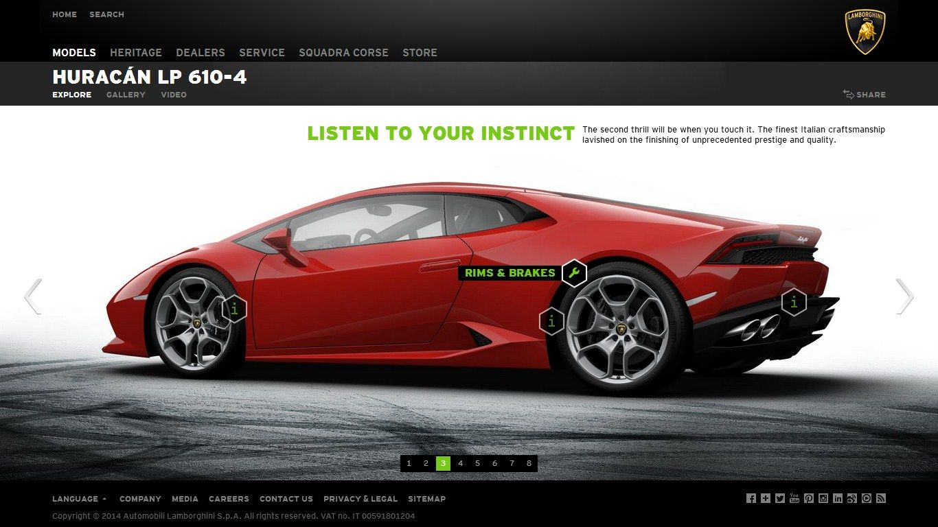The Lamborghini Huracán Configurator Is Here For Fill All Your Supercar Fantasies Carhoots Lamborghini Huracan Super Cars Lamborghini