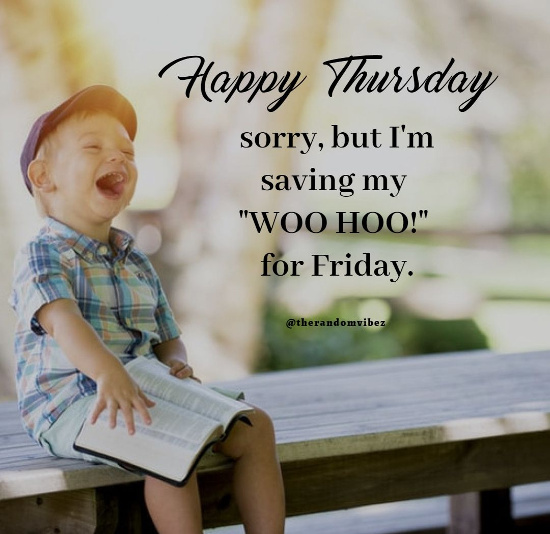 Pin on Happy Thursday Quotes