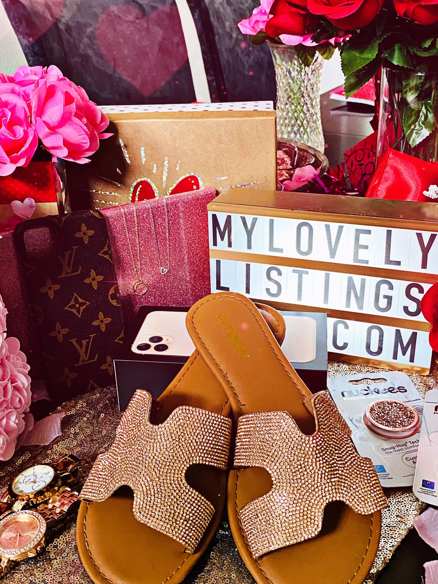 Affordable luxurious valentines day gifts under 30