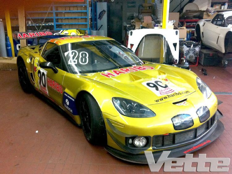 Race Preview 24 Hours Of Nurburgring Vette Magazine Corvette